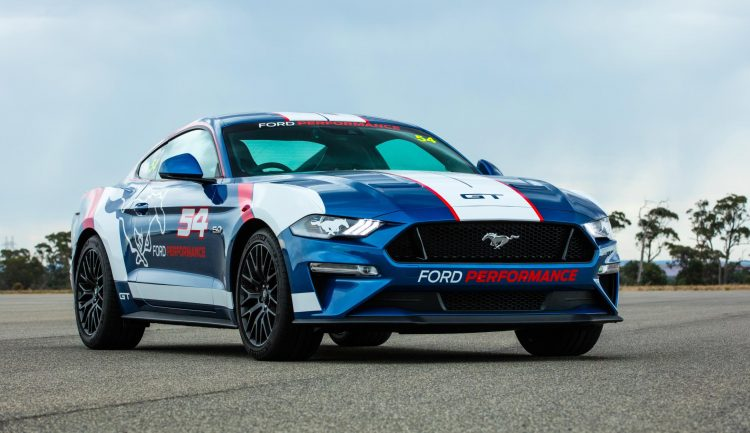 Volvo 750 Car Wallpaper Ford Australia Confirms Mustang For 2019 Supercars Series