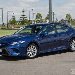 All New Camry Hybrid Review 2018 Malaysia Toyota Video Performancedrive Ascent Sport