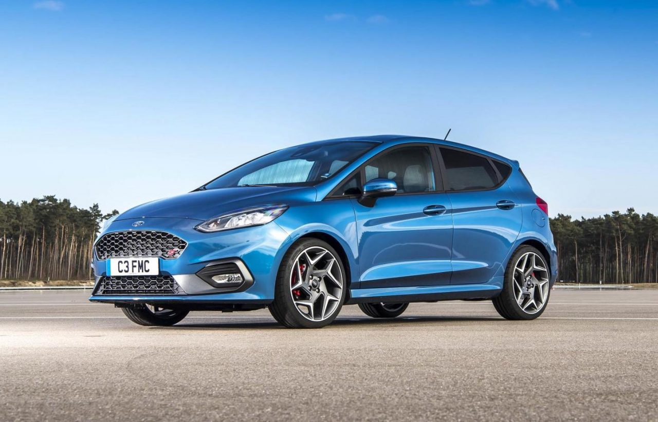 New Ford Fiesta St Confirmed For Australia, Arrives Q2
