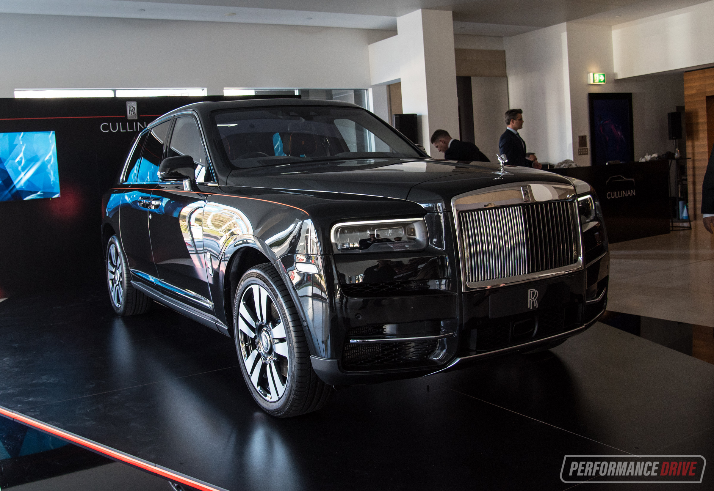 Rolls Royce Cullinan Debuts In Australia On Sale From