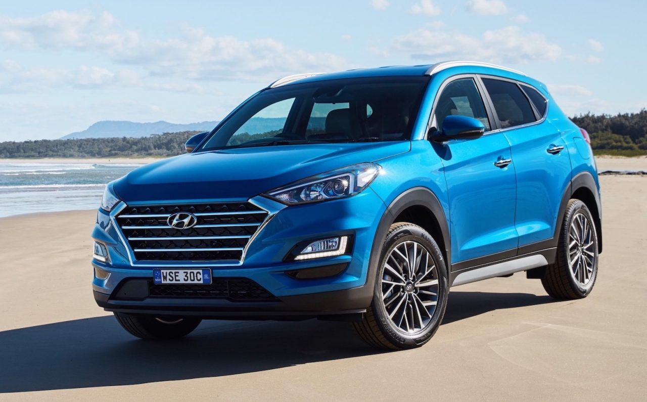 2019 Hyundai Tucson Now On Sale In Australia From 28150