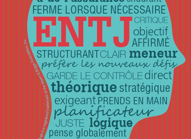 Profil MBTI type ENTJ - Performance et Coaching - Pierre Cochat coach certifié MBTI