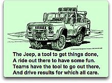 Dutchman Game Followup Jeep 3