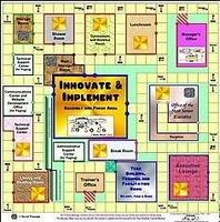 Innovate & Implement teambuilding game using Square Wheels