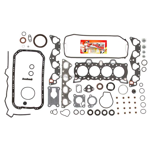 Full Gasket Set for Honda Civic Del Sol 1.5L D15B7 SOHC