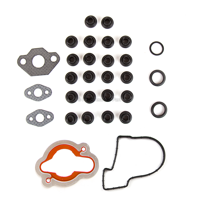 Head Gasket Set Intake Exhaust Valves for 1998-2001