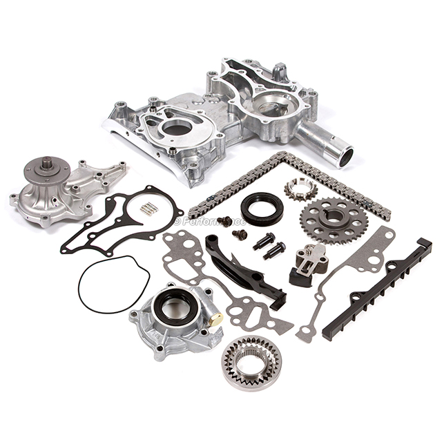 Timing Chain Kit Oil Water Pump for 85-95 Toyota Pickup
