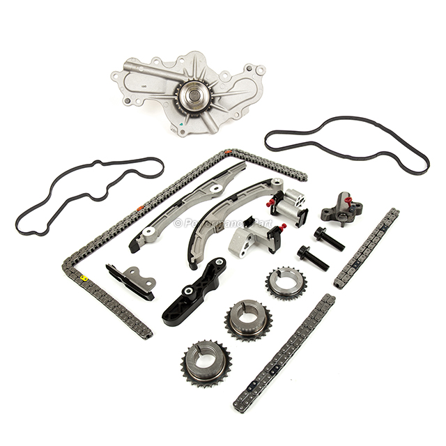 Timing Chain Kit Water Pump for 07-10 Ford Edge Taurus