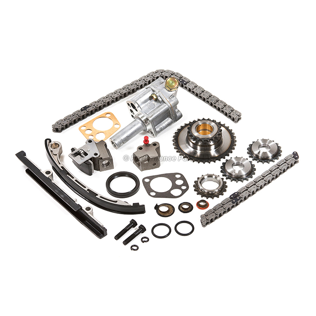 Timing Chain Kit Oil Pump for 98-04 2.4L Nissan Xterra