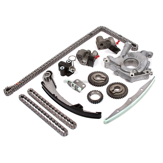 Timing Chain Kit Oil Pump for Nissan Altima Maxima Quest 3