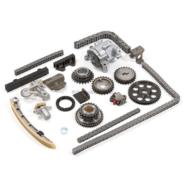 Timing Chain Kit Oil Pump for 99-07 Chevrolet Suzuki V6 2