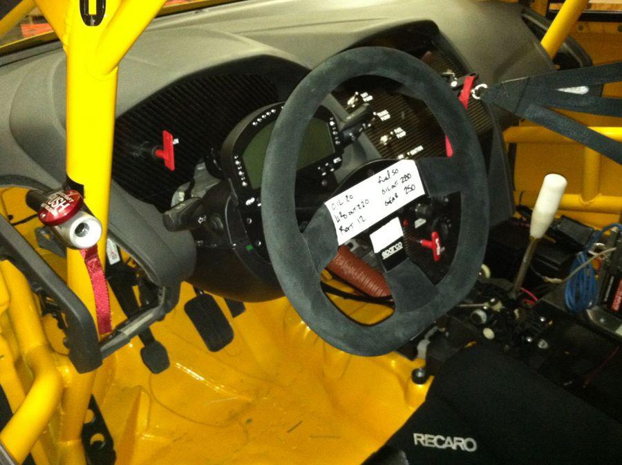 Focus STR  Ford Performance Parts