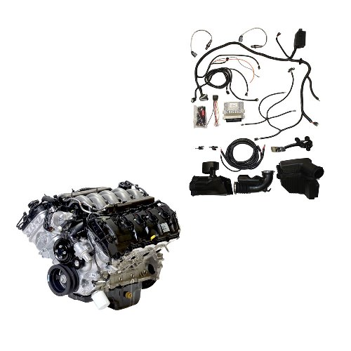 5.0L COYOTE CRATE ENGINE AND CONTROLS PACK| Part Details