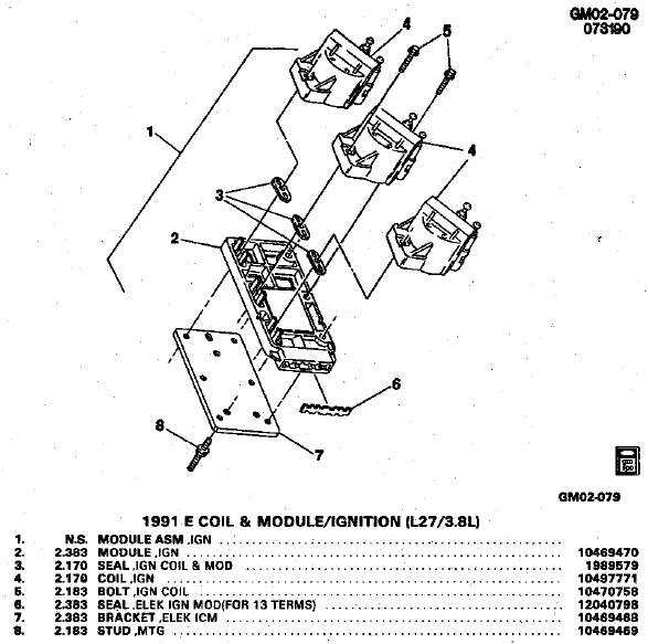 1987 Buick Regal Grand National Wiring Diagram • Wiring