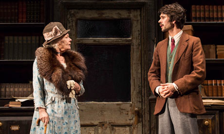 Peter and Alice at the Noel Coward Theatre