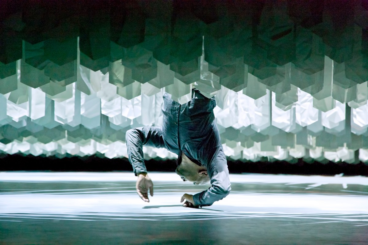 Akram Khan's DESH at Sadler's Wells