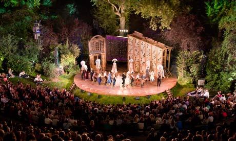 Regent's Park Open Air Theatre: To Kill a Mockingbird