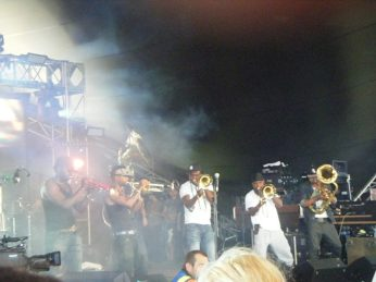 Hypnotic Brass Ensemble Credit @ Chloe Selvey