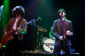 The Strypes - Credit @ Aurelien Guichard