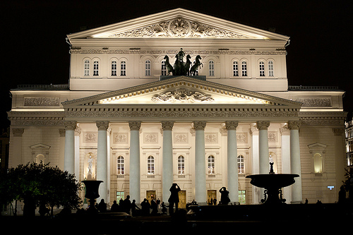 The Bolshoi Theatre © Pavel Rychkov