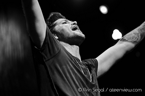 Train, The Script & Gavin DeGraw – The Mermaids of Alcatraz Tour