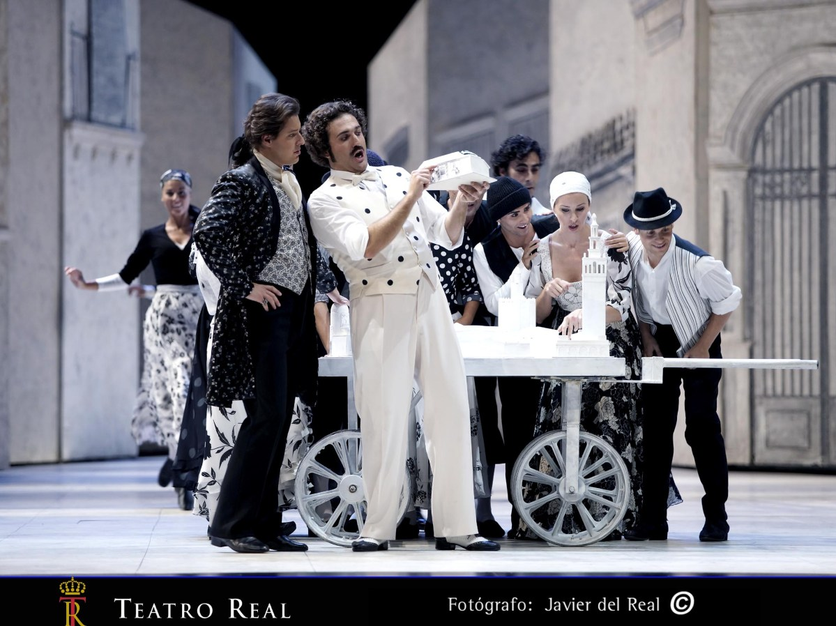 A night at the opera: Rossini's Il Barbiere di Seviglia