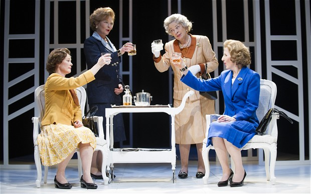 Theatre Retrospective: Handbagged at the Tricycle Theatre