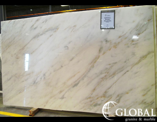 Boos Countertop Imperial Danby Marble - Performance Stoneworks