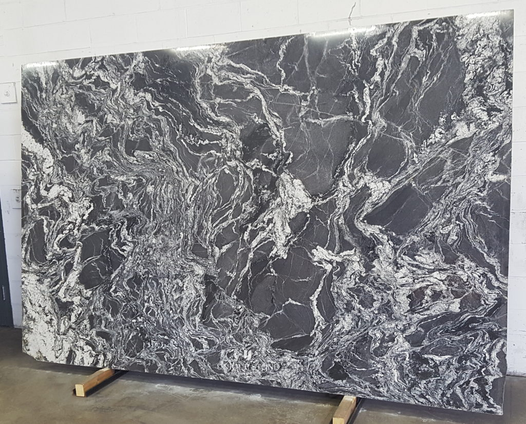 Boos Countertop Silver Waves Granite - Performance Stoneworks