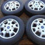 Genuine Ford Transit Custom Sport Alloy Wheels Off 61 Shuder Org
