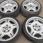 17 Bmw E36 M3 Style 24 Alloy Wheels Tyres Performance Wheels And Tyres
