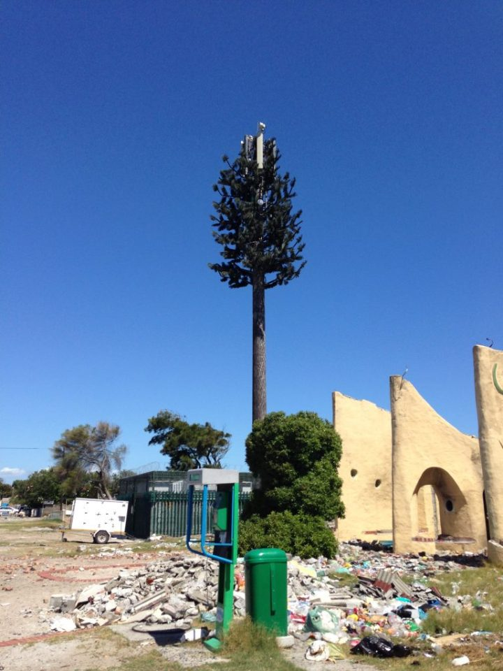 gugulethu cape town antenna