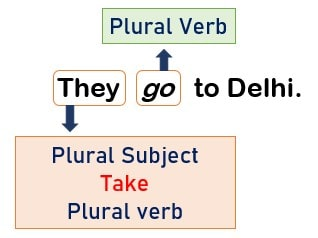subject verb agreement example 2