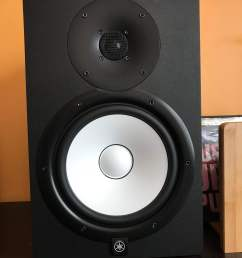 now most mere mortals can t technically hear above 20khz but many powered studio monitors are extended range meaning they are capable of reaching 30khz  [ 3024 x 4032 Pixel ]