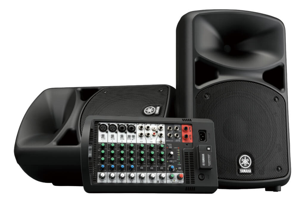 How To Set Up A Portable Pa System