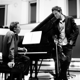 Philip Glass with Tim Fain