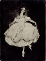 "Anna Pavlova in costume for ""Christmas"". 1998.023.0134 Performing Arts Collection, Arts Centre Melbourne."