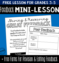 Tips for Teaching Authentic Revision \u0026 Editing   The TpT Blog [ 2249 x 2249 Pixel ]