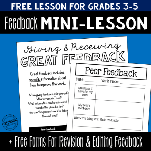 small resolution of Tips for Teaching Authentic Revision \u0026 Editing   The TpT Blog