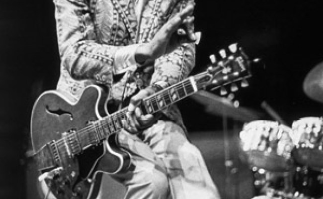 Chuck Berry S Story Behind Bars