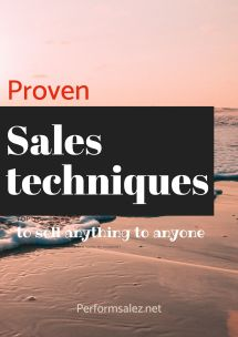 Sales Pitch Tips for a Successful Selling Mission