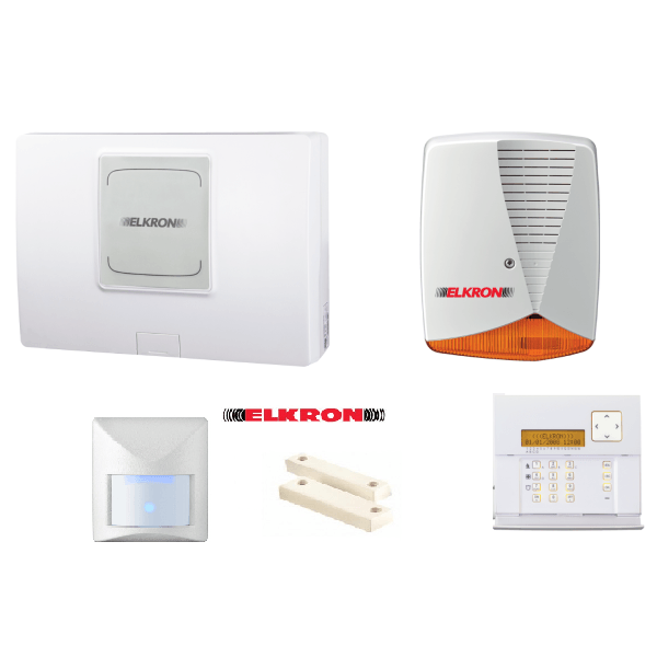 kit anti intrusion ELKRON