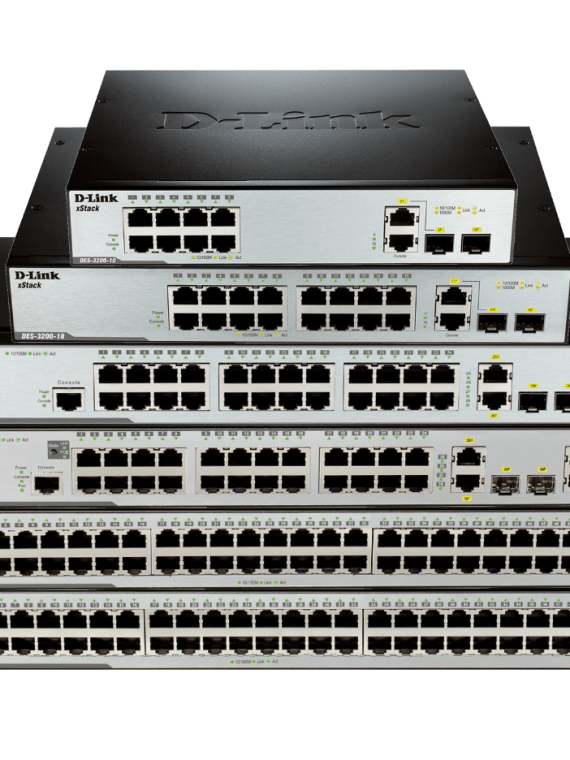 DES-3200-28 D-LINK SWITCH EN TUNISIE