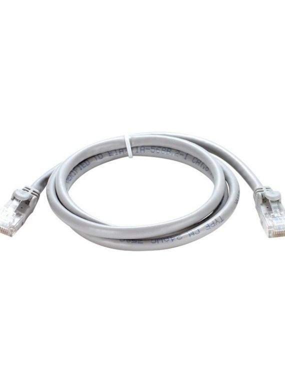 cable-rj45-cat6-utp-3m-gris