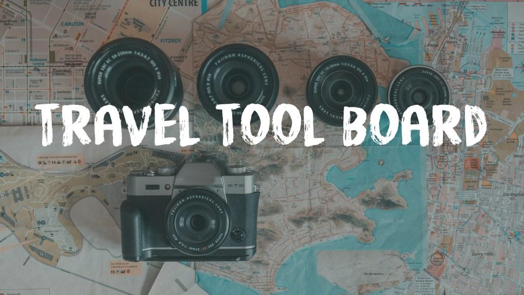 travel tool board