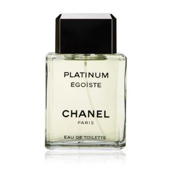 """Plantinum Egoïste"". Chanel"