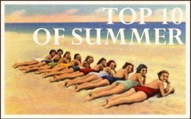 Top 10 Scents of Summer