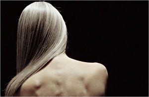 collagen gray hair