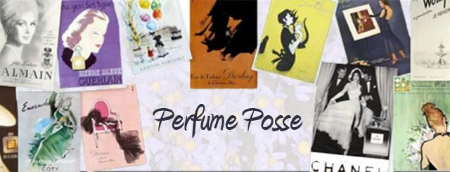 Perfume Pose logo