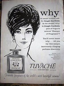 tuvache jungle gardenia perfume
